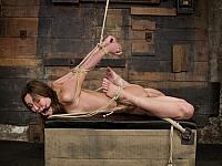 Bound and Face Fucked #12