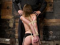 Bound and Face Fucked #2