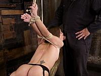 Bound and Face Fucked #7