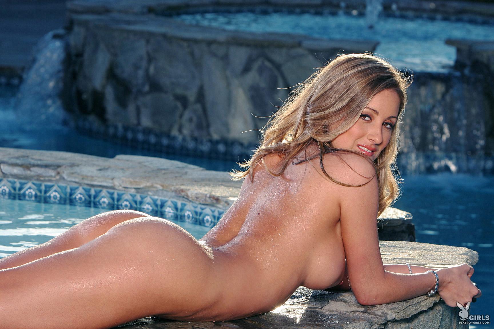 April Grey Nude 97